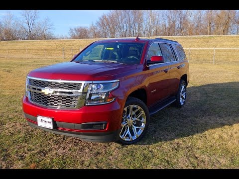 2016 Chevrolet Tahoe | Read Owner and Expert Reviews, Prices