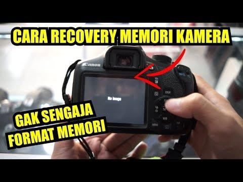 cara ampuh mengembalikan file di memory yg keformat work 100%.