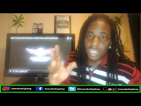 FBG STL Wooski Computers Remix Official Video - Reaction (Best Drill Rapper Ever?)