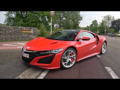 honda-nsx-exhaust-sounds-on-the-road!