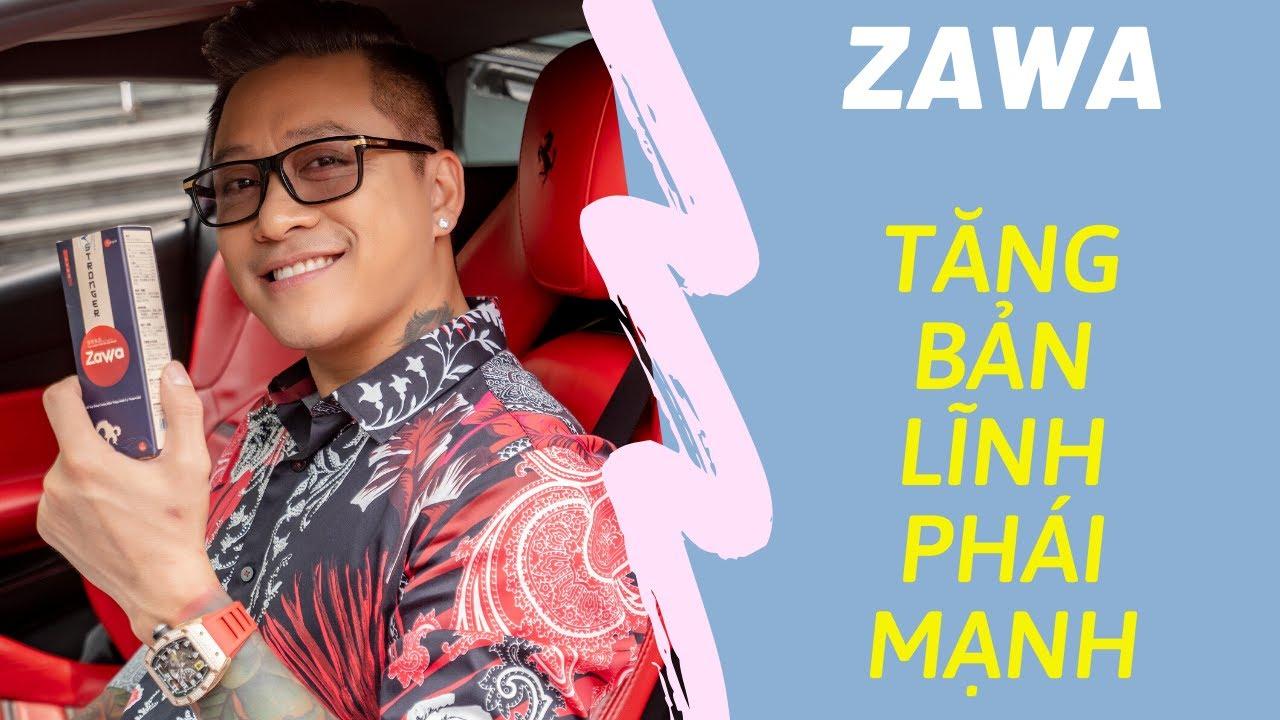 [Zawa Review] Ca sĩ Tuấn Hưng Chia Sẻ Trải Nghiệm Sau Khi Sử Dụng Nước Tăng Cường Sinh Lý Zawa