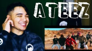 ATEEZ - PIRATE KING & TREASURE Reaction