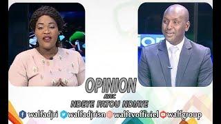 replay opinion avec Ndeye Fatou NDIAYE et DR Cheikh Tidiane DIEYE ( AAR LIGNOU BOKH)