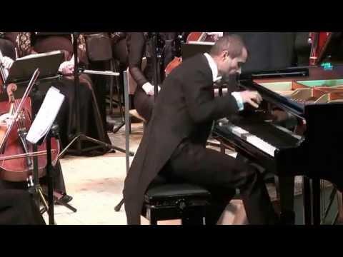 Prokofiev - Piano Concerto No.2. Pavel Nersessian, piano. Прокофьев - Концерт № 2