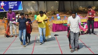 Euro Junior & Euro Senior Parents Restaurant Race || Sports Day || 2016 17 || Eurokids A S Rao Nagar