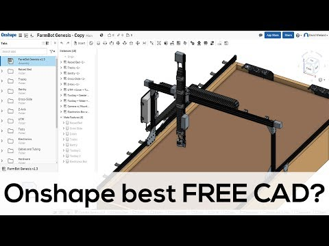 Onshape vs  Fusion360 - What is the BEST FREE CAD Software? - YouTube