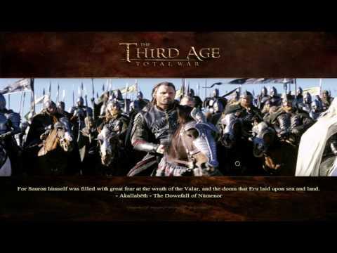 Прохождение The Third Age: Total War (Эриадор) - Первые шаги №1