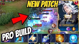 TULEN NEW PATCH PRO BUILD WITH NEW ITEM  | AoV | 傳說對決 | RoV | Liên Quân Mobile