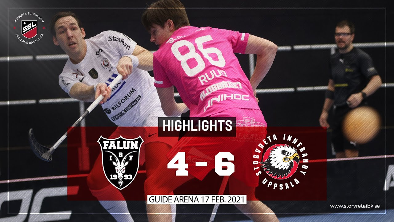 Download Highlights IBF Falun vs Storvreta IBK 4-6
