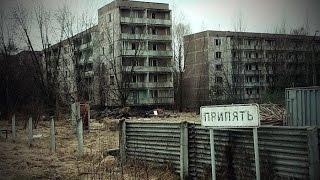Путешествие по Припяти / Pripyat часть 3. Заброшенные места (ужасы)