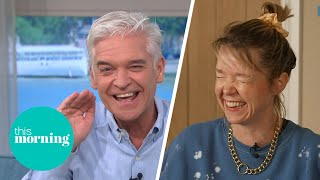 Line of Duty's Anna Maxwell Martin Laughs at Phil's 'H' Theories | This Morning