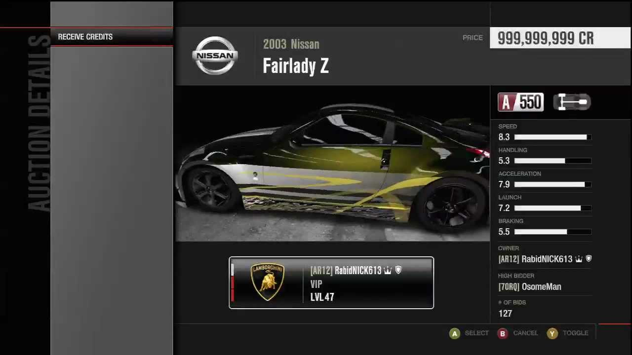 Forza motorsport cheats and cheat codes, xbox.