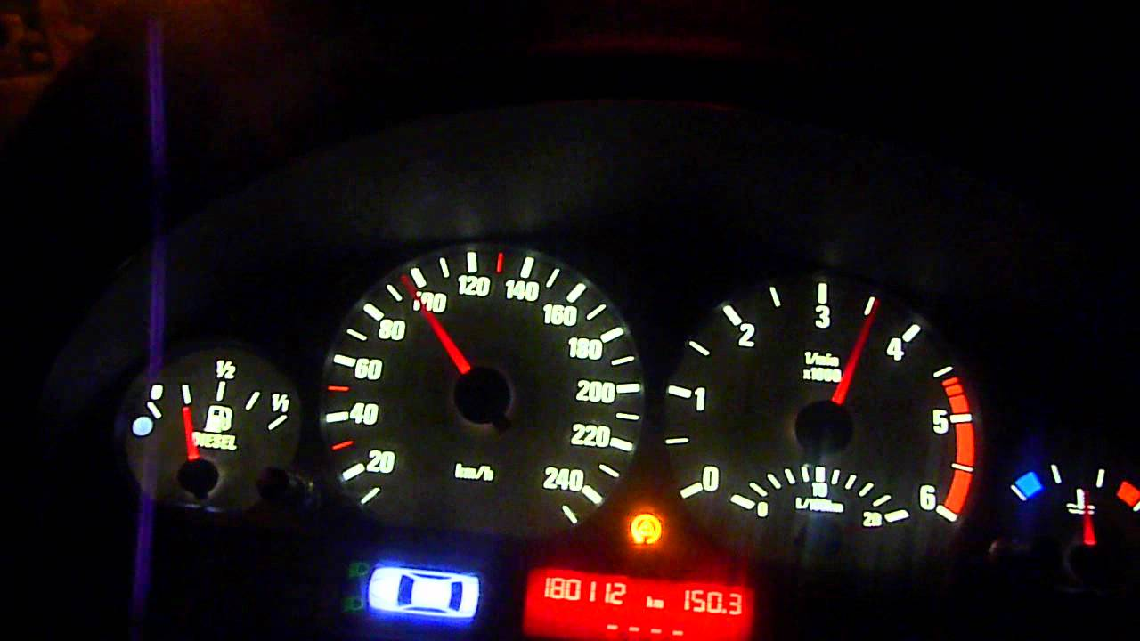 BMW 320d E46 Stock 136hp Acceleration  YouTube