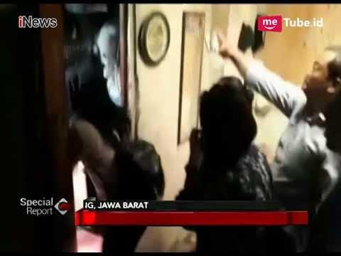 Polisi Geledah Rumah Pelaku Video Porno Anak di Bandung - Special Report 12/01