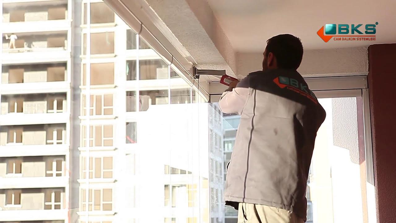Glazing balconies do it yourself: video 24