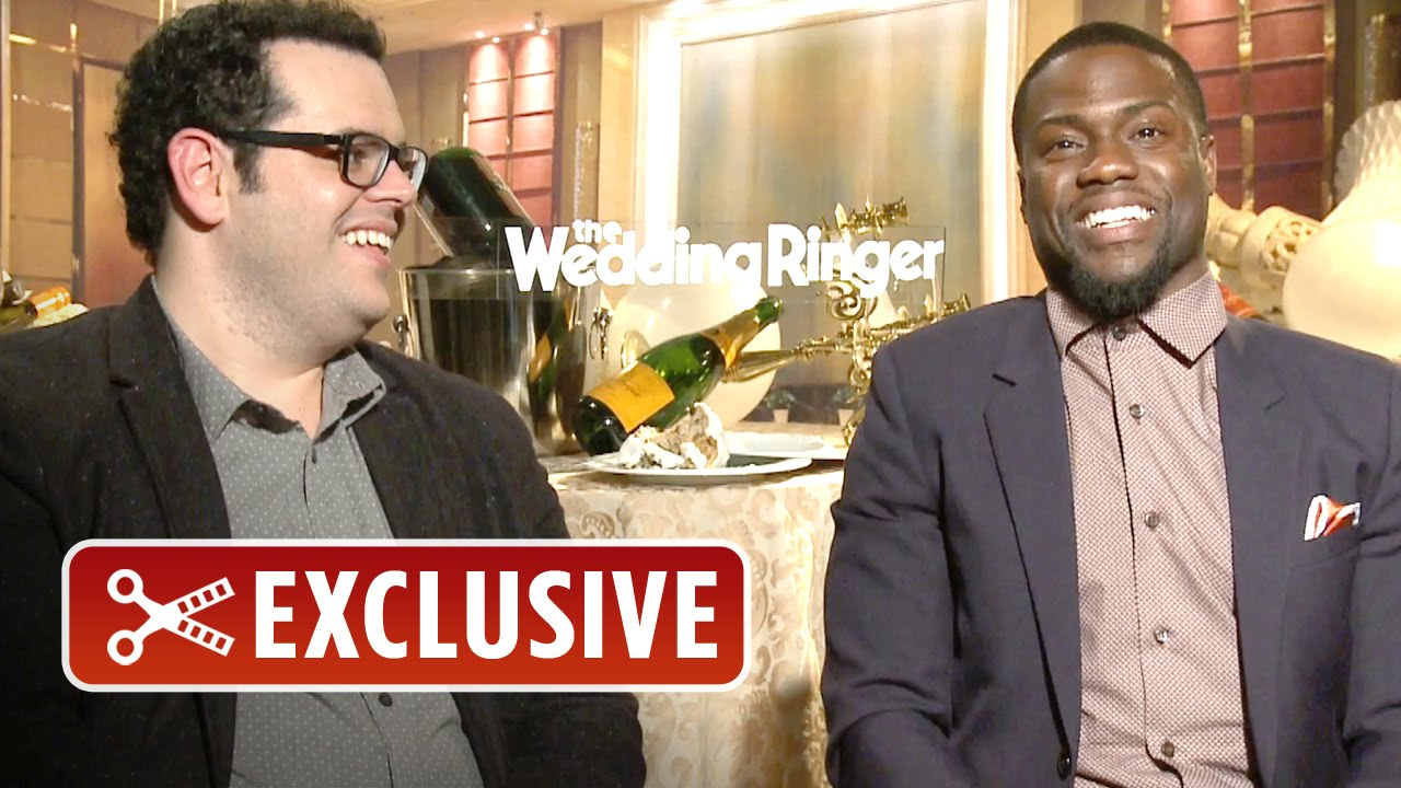 Kevin Hart and Josh Gad's Tips on Being a Best Man (2015) - Interview HD