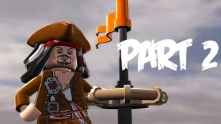 Lego Pirates of the Caribbean: Walkthrough Part 2 - Let