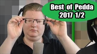 Best of Pedda 2017 1/2 || Best of PietSmiet Compilation