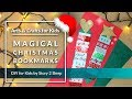 Arts and Crafts for Kids! Magical Christmas Bookmarks by Story 2 Sleep