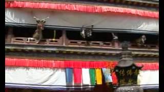 Taer Monastery Tourist Video