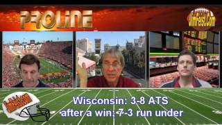USC vs. Wisconsin Football Bowl Betting Preview, Dec. 30, 2015