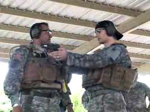 Jeff Gordon Trains With Texas National Guard Special Forces.mov ...