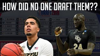 10 Undrafted Players From The 2019 NBA Draft Ready To Prove EVERYONE Wrong!