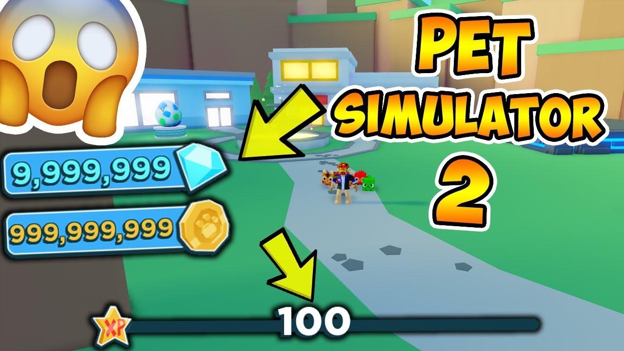 Omg Pet Simulator 2 Hack Script Infinite Coins Pets Max