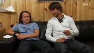 Alexander Rybak NRK - Super TV - 17.12.09