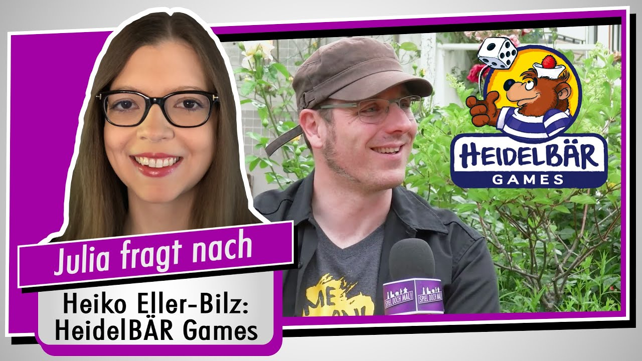 Im Interview: HeidelBÄR Games - Geschäftsführer Heiko Eller-Bilz - Spiel doch mal!