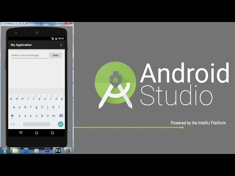 Android Studio | Building A Simple User Interface