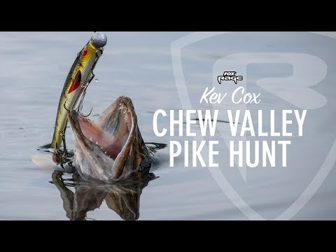 *** FOX RAGE TV *** CHEW VALLEY PIKE WITH KEV COX