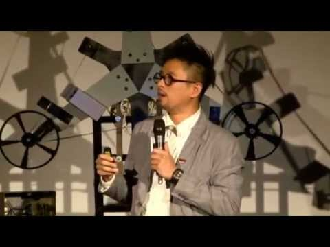 New Media Performance: Keith Lam at TEDxKowloon