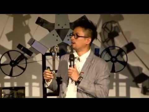 New Media Performance: Keith Lam at TEDxKowloon