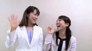 4月からtvkアナウンサーの仲間入りをした 長澤彩子アナと久本真菜ア...