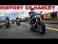 harley davidson history