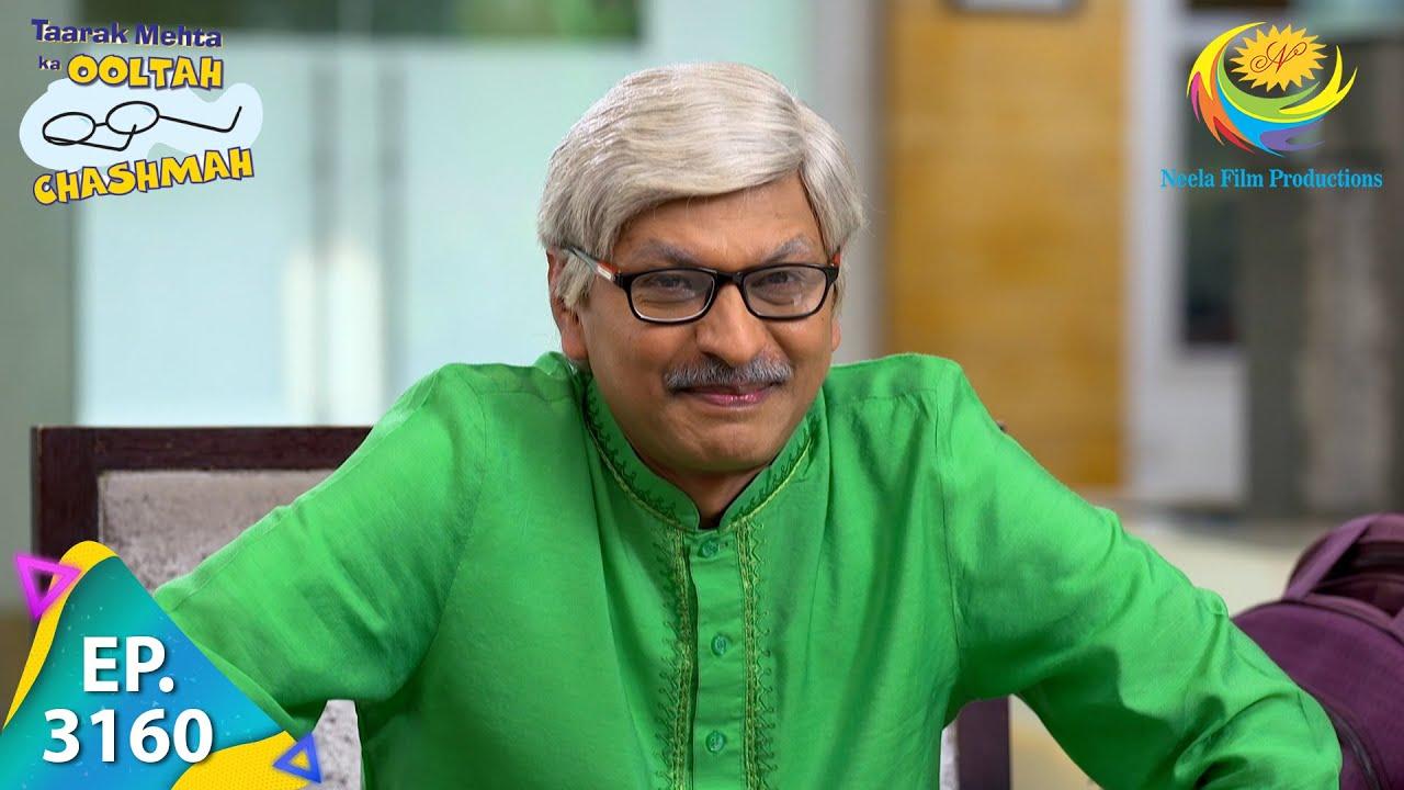 Download Taarak Mehta Ka Ooltah Chashmah - Ep 3160 - Full Episode - 6th May,2021