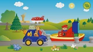 Мультики Мультфильмы для детей Поздравление с Днем Рождения зверушек