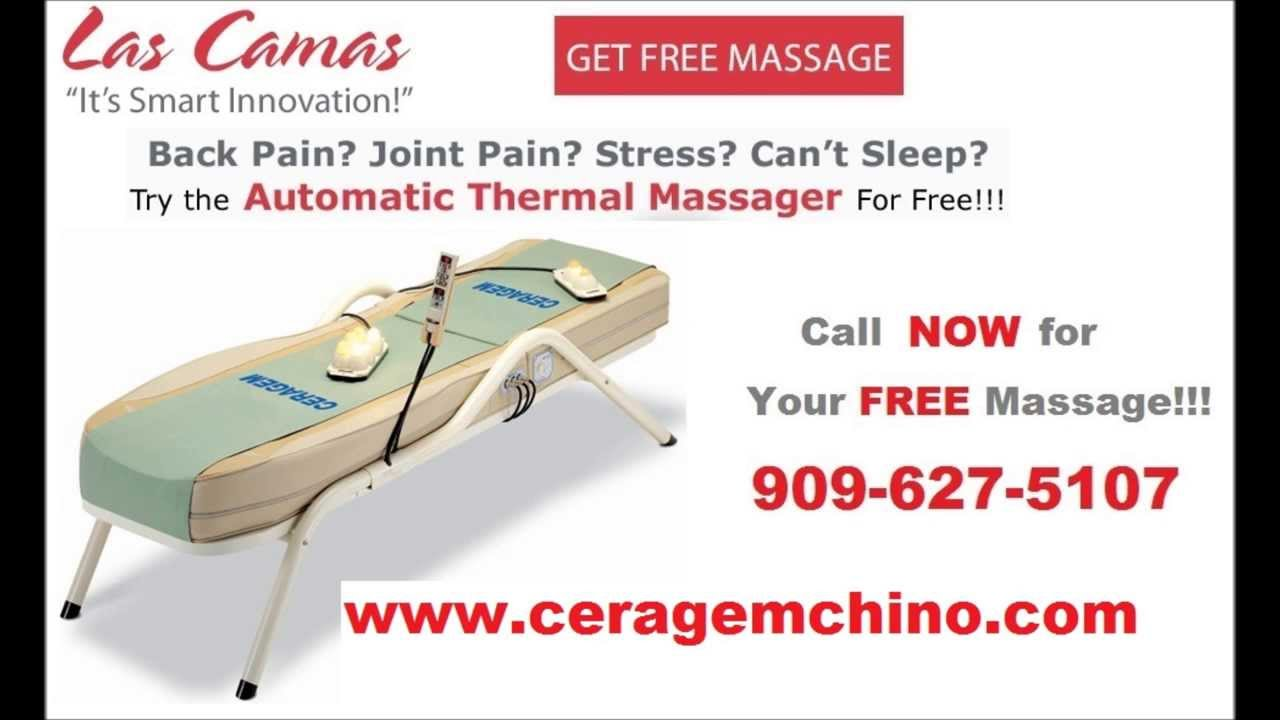 Ceragem California - Discover How To Use The Ceragem Bed For FREE!!!