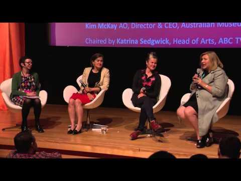 CTM14 Women in Charge: Women who Change
