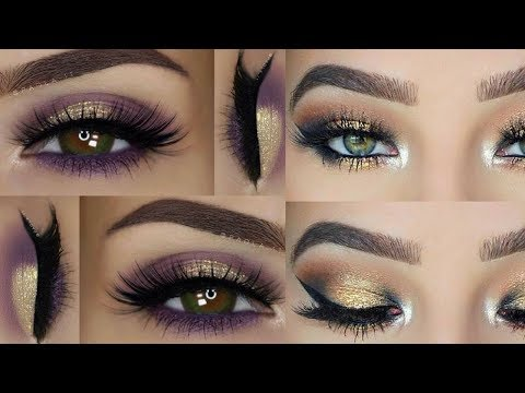 Easy Natural Eye Makeup Tutorial (part-3)