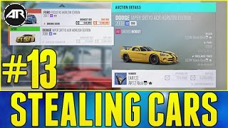 forza horizon 3 let s play auction house stealing part 13
