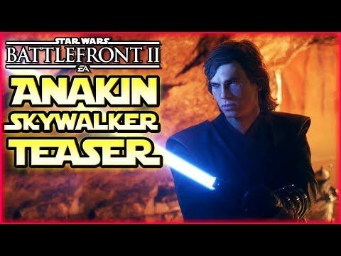 Neuer Anakin Teaser! - Star Wars Battlefront 2 thumbnail