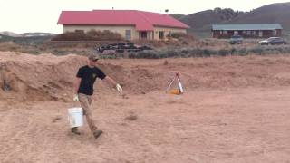 10:10:10 Global Work Party Action-The Crocus Earthship