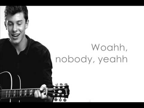 Shawn Mendes - Drag Me Down lyrics