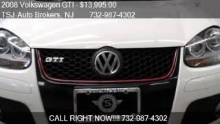 2008 volkswagen gti pzev for sale in lakewood nj 08701