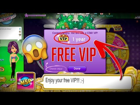 MSP FREE 1 YEAR STAR VIP GLITCH/HACK 2018 **SHOCKING** 😱