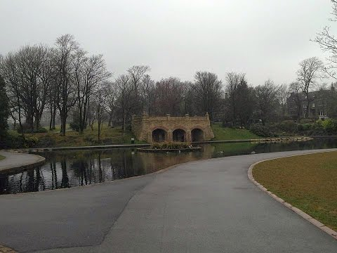 Places to see in ( Huddersfield - UK ) Greenhead Park