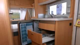 Caravan te koop: HOBBY DE LUXE 450 UF