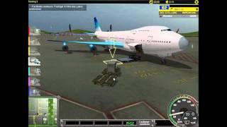 Airport Simulator 2013 Gameplay Teil 1